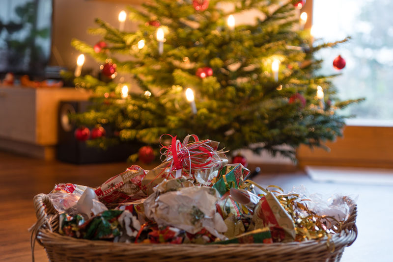 Holiday Waste Initiatives