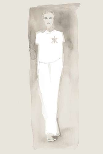 Muted Runway Illustrations