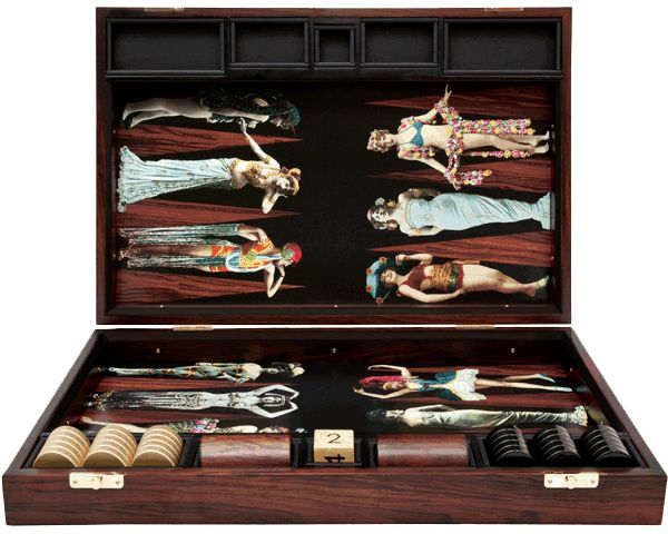 Bespoke Backgammon Boards