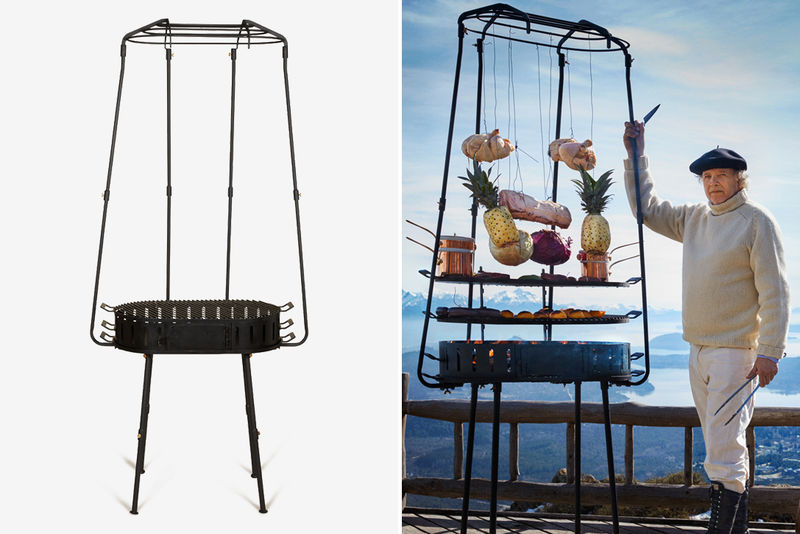 Towering Chef-Approved Grills
