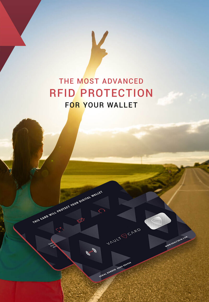 Patented RFID-Blocking Technology