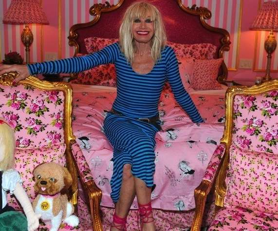 Book Themed Lodging Betsey Johnson Eloise Suite