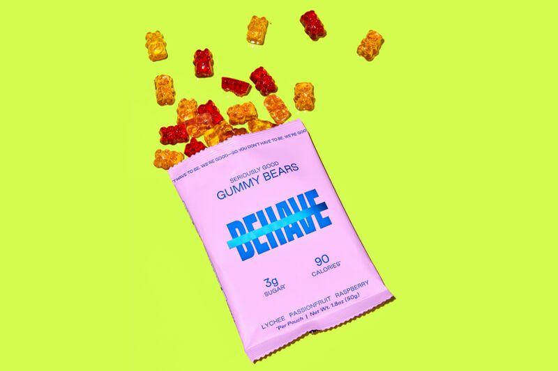 Reduced-Sugar Gummy Bears