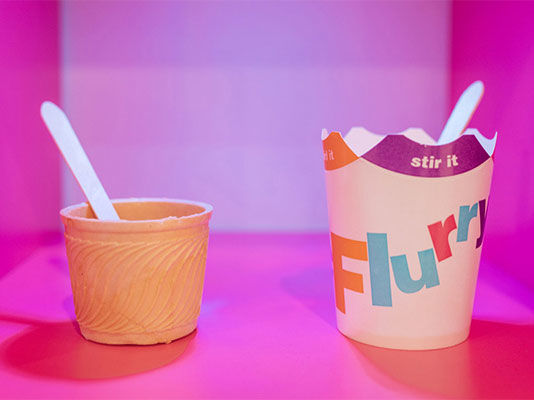 Plastic-Free Fast Food Concepts