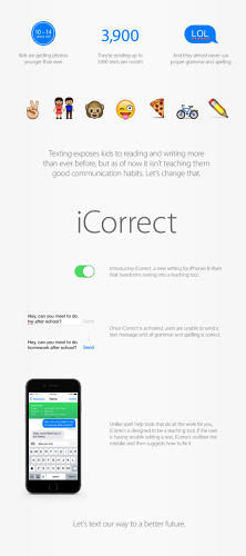 Grammar-Correcting Apps