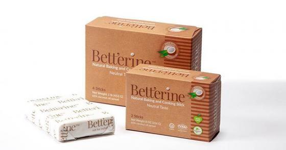 Butter-Like Margarine Alternatives