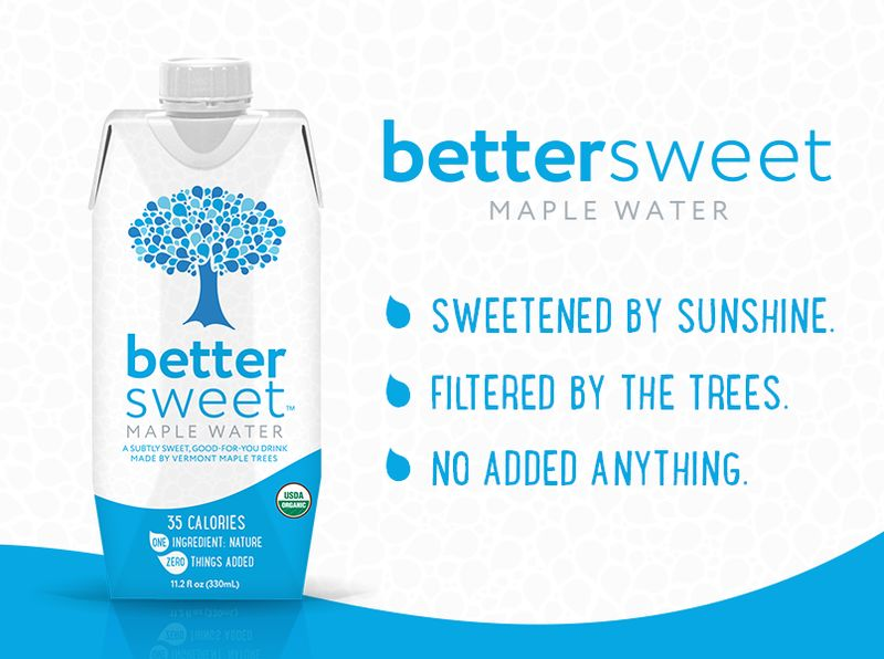 All-Natural Maple Waters