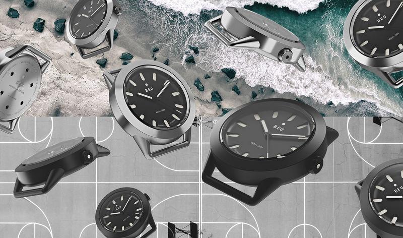Minimalist Waterproof Watches