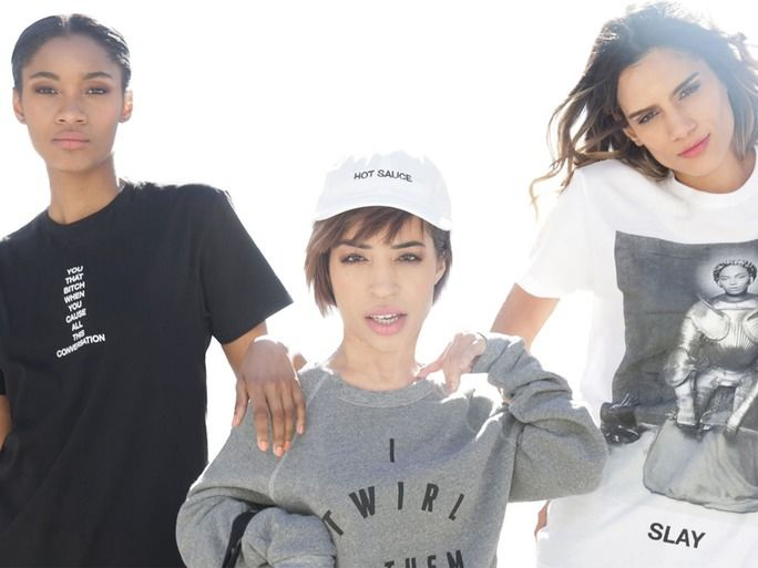 Inclusive Celebrity Clothing Campaigns