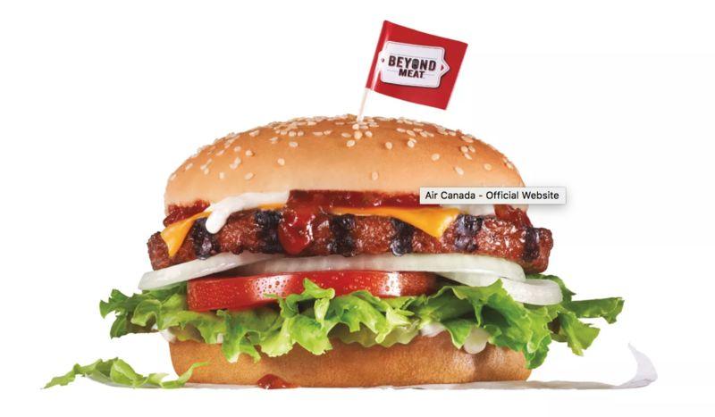 Vegan Fast Food Patties