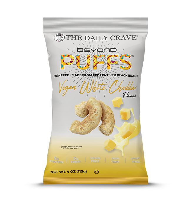 Corn-Free Puffed Snacks
