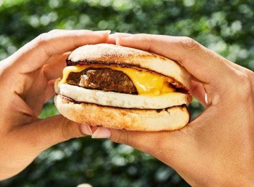 Plant-Based Sandwich Promotions