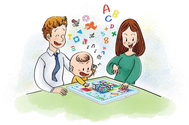 Playful Kid-Focused Smart Tablets