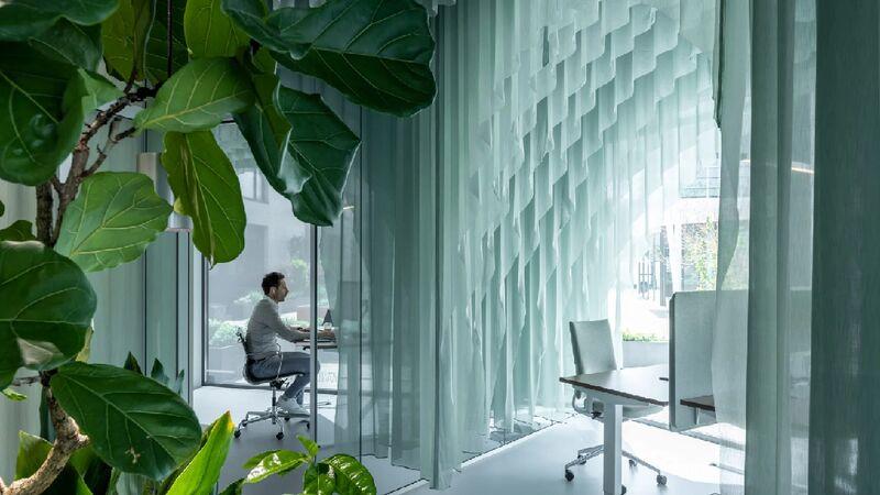 Elegant Cavernous Workspaces