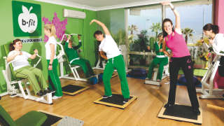 Women-Only Fitness Chains