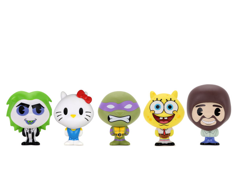 Reimagined Character Collectibles