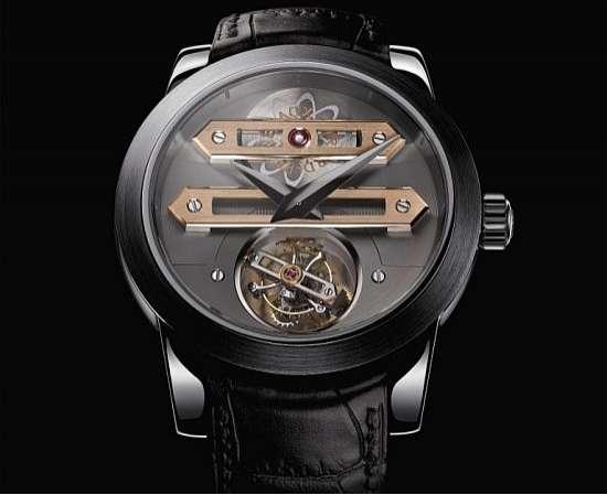 Multi-Dimensional Timepieces