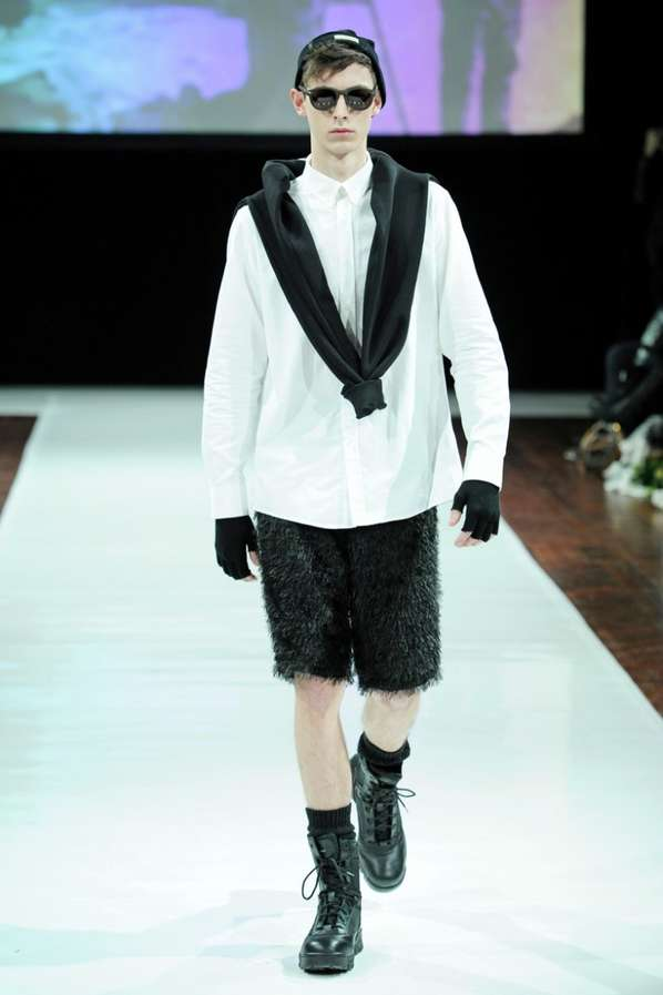 Nordic Skater Couture