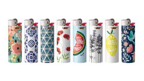Rustic Design-Inspired Lighters
