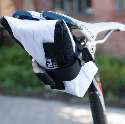 Cleverly-Stored Bicycle Bags