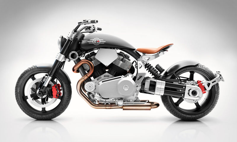 Swift Speedracer Motorcycles