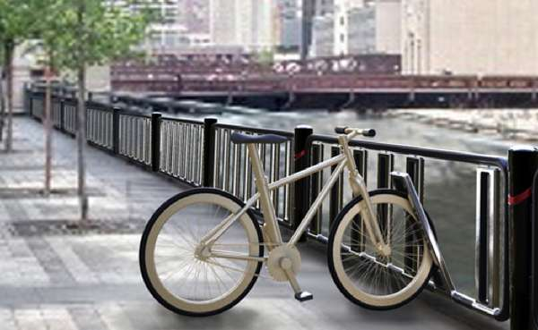 Bike Lock Barriers