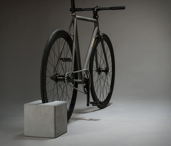 Concrete Bike Stands