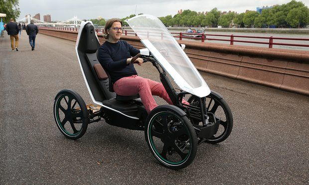 Bicycle-Car Hybrids