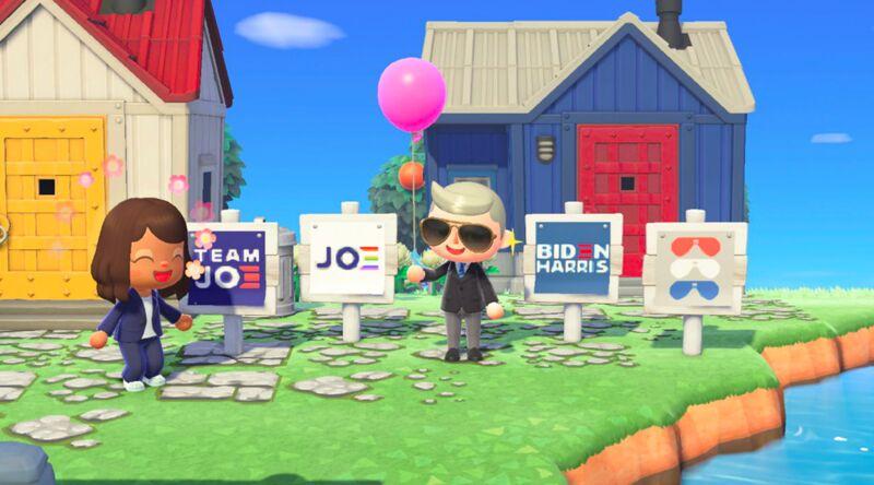 Virtual Political Islands