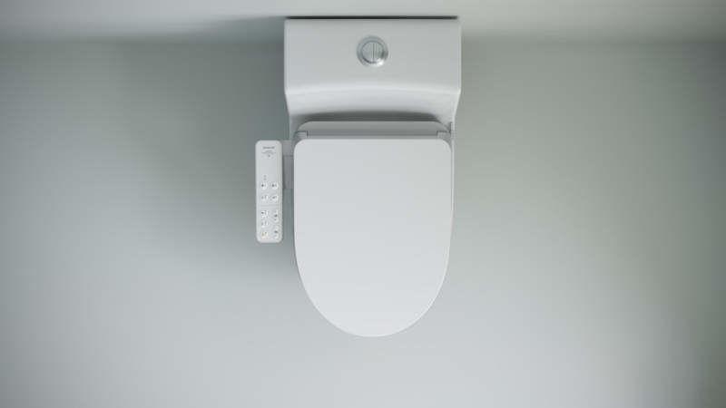 Smart Antibacterial Toilet Seats