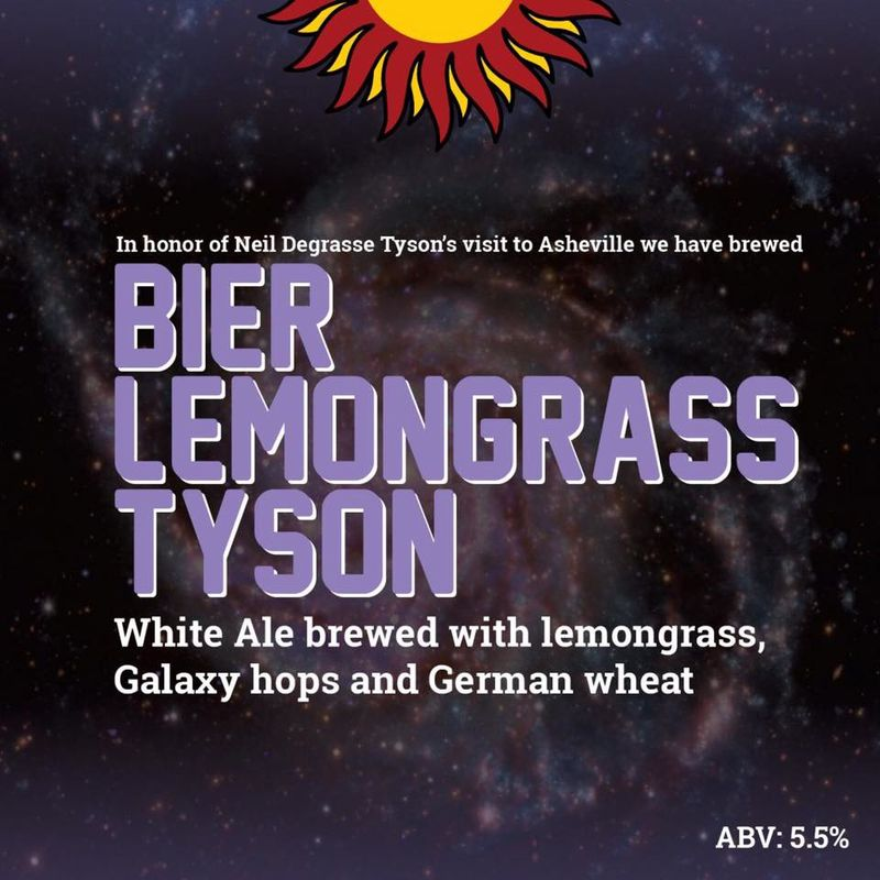 Astrophysicist-Honoring Beers