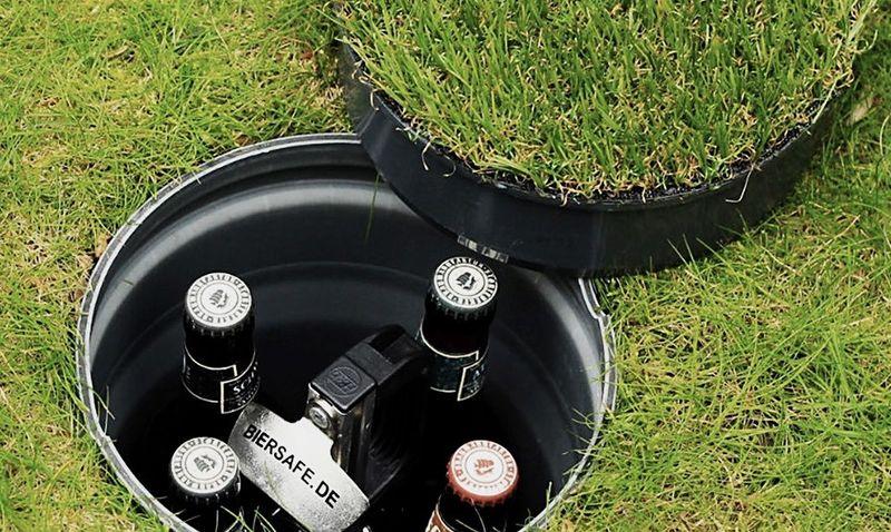Underground Beer Coolers