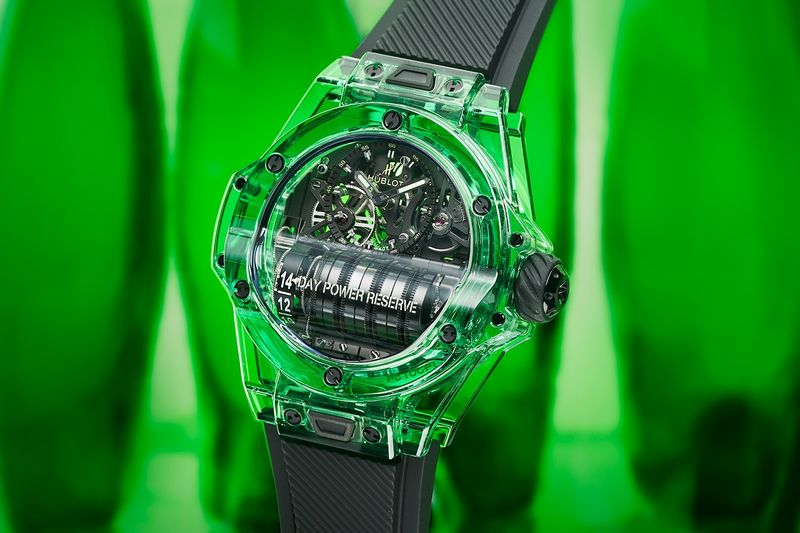 Limited Edition SAXEM Watches