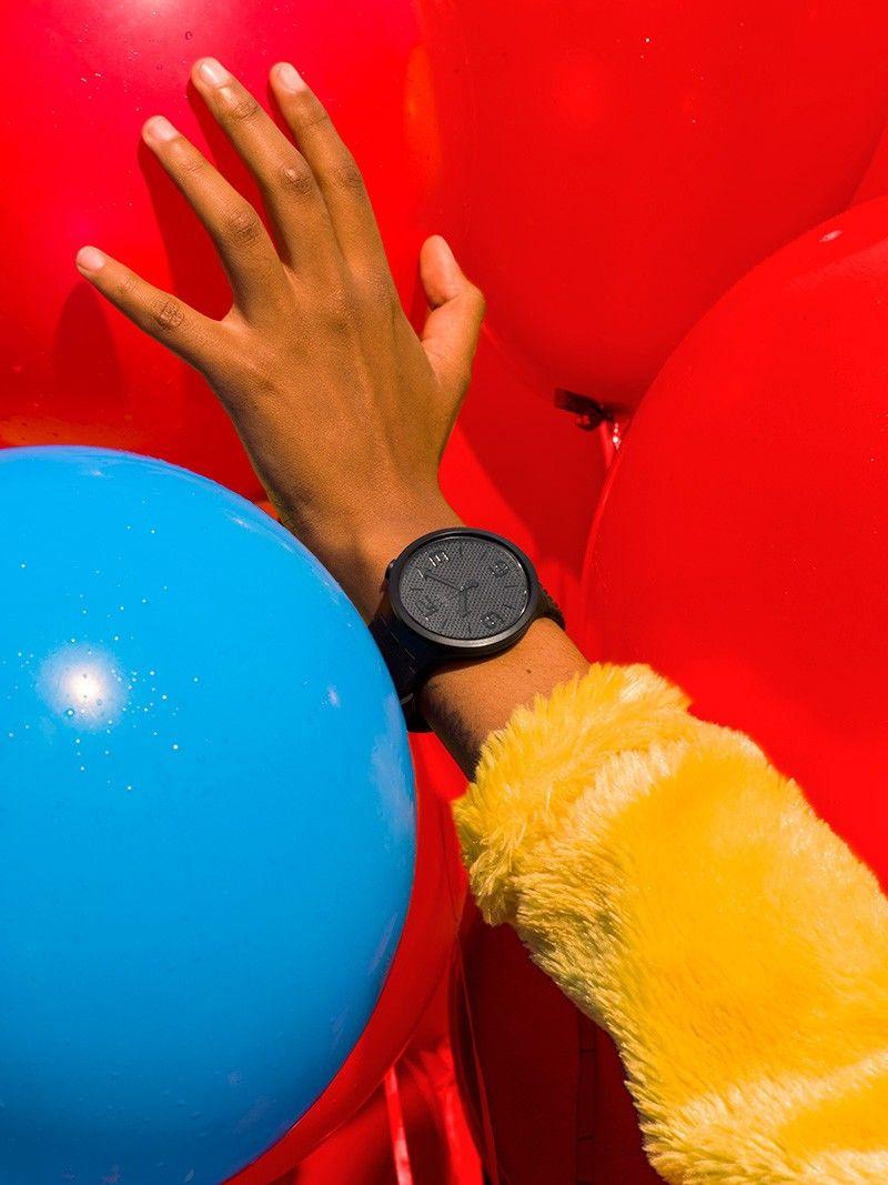 Summer-Ready Pop Art Wristwatches