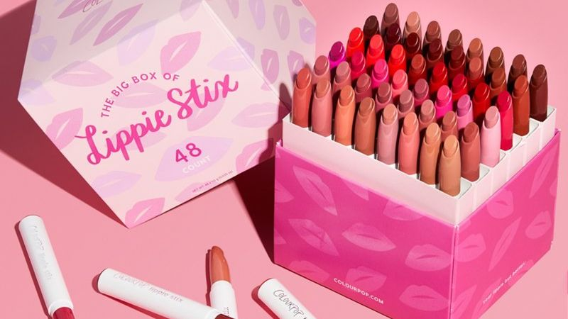 Extensive Matte Lipstick Collections