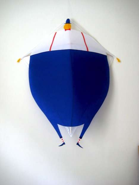 Quirky Handmade Kites