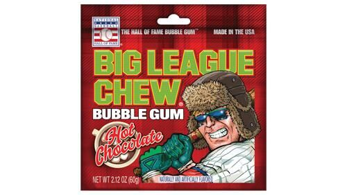Hot Chocolate-Flavored Gums