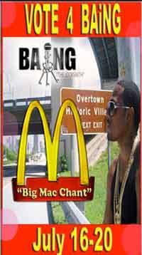 Big Mac Marketing Blow Up