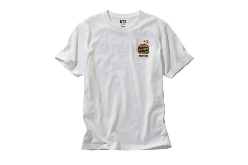 Collectible Fast Food T-Shirts