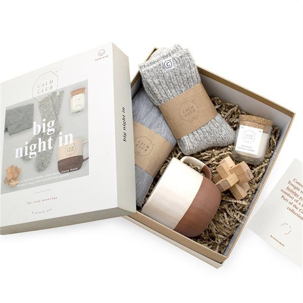 Comfort-Themed Gift Sets
