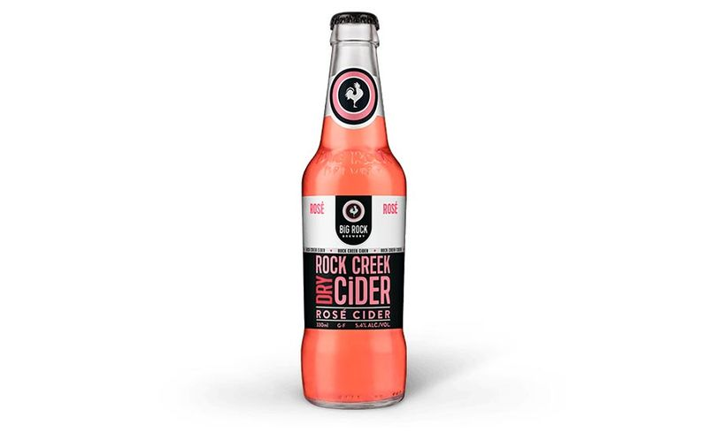 Wine-Inspired Rosé Ciders