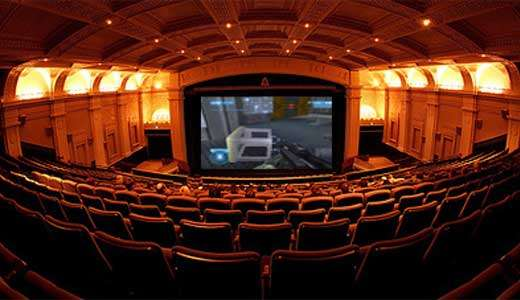 Gamers Renting Movie Theatres (UPDATE)