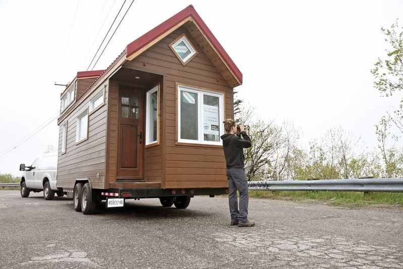 Eco-Friendly Tiny Homes