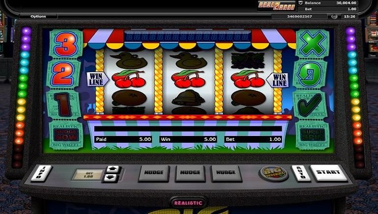 Retro-Inspired Online Slot Games