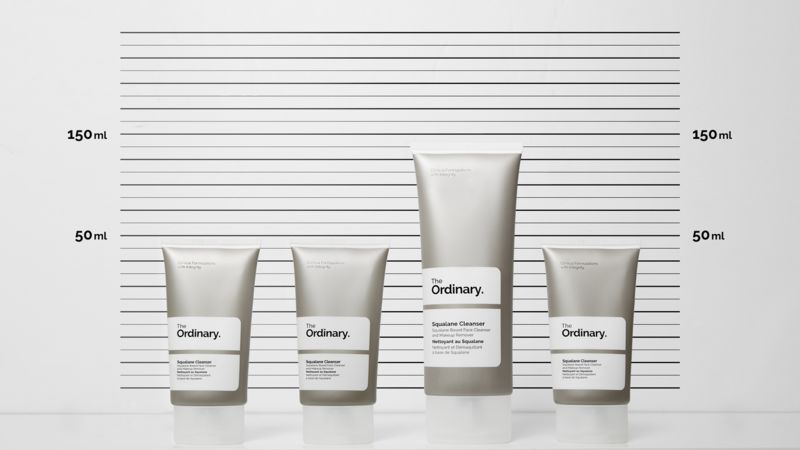 Supersized Skincare Bottles - The Ordinary is Launching Bigger Sizes of Its Skincare Products (TrendHunter.com)