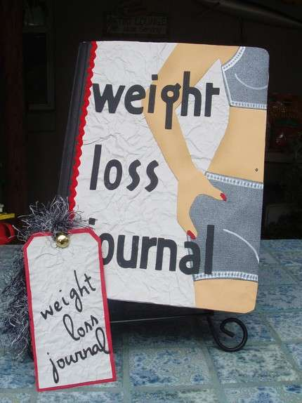 weight loss journaling notebooks for people inspired to