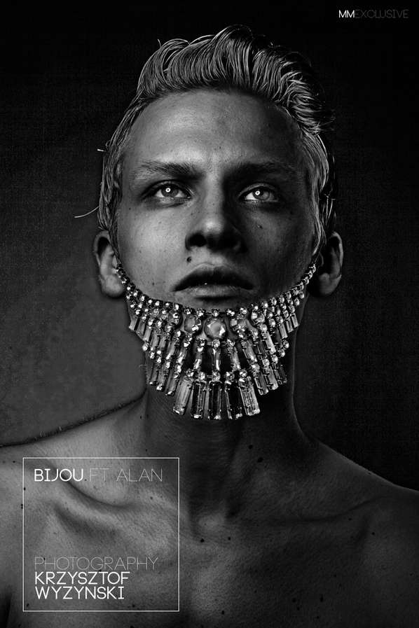 Raw Accessory Portraits