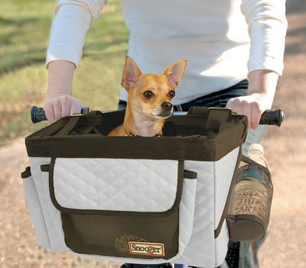 Cozy Bicycle Pet Carriers