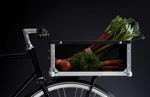Manly Bike Baskets Bike Crate
