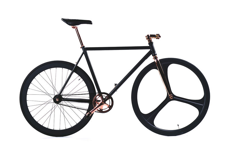 Monochromatic Metal Bicycles